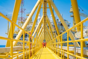 EP2C Energy - Operator on offshore oil and gas platform